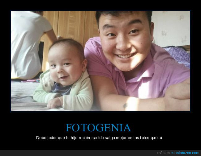 bebé,fotogenia,nacido,niño,padre,recién,sonrisa