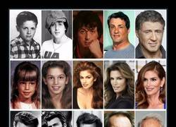 Enlace a Así lucían estos 10 famosos de Hollywood cuando eran jóvenes