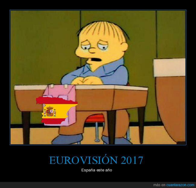 Eurovision,jajajajaja,ralph,últimos