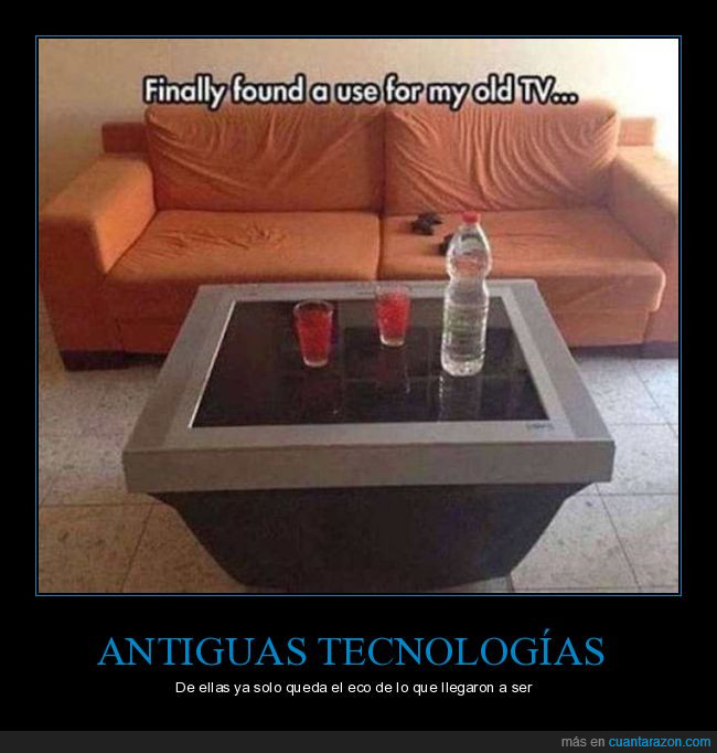 antiguo,botella,eco,mesa,tecnología,televisión,vasos