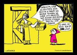 Enlace a Otra perspectiva del cuento, por Leandro Barea
