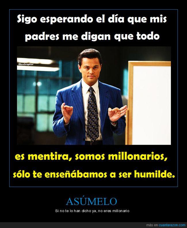 humildad,millonarios,padres