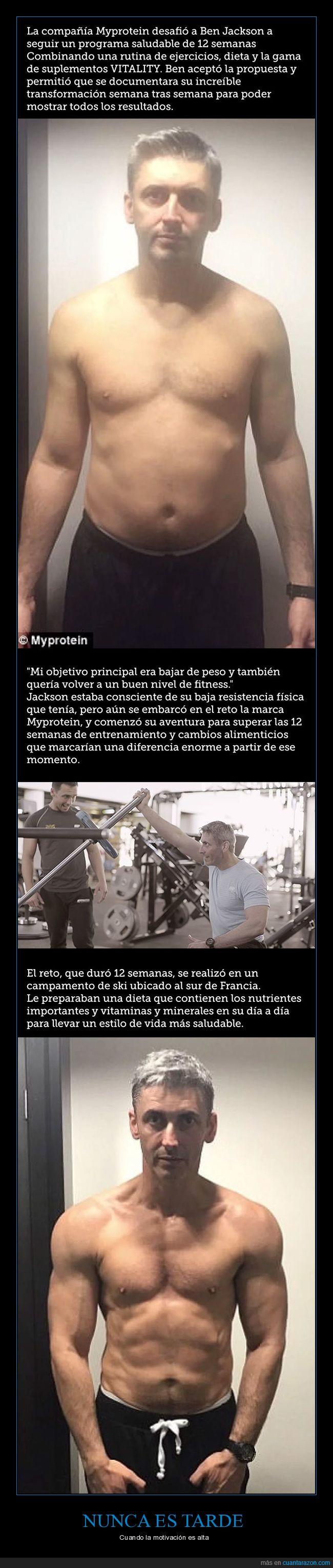 40 años,cambio,cuerpo,físico