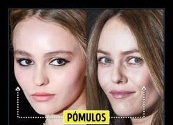 Enlace a Los 10 rasgos faciales que se heredan más de los padres