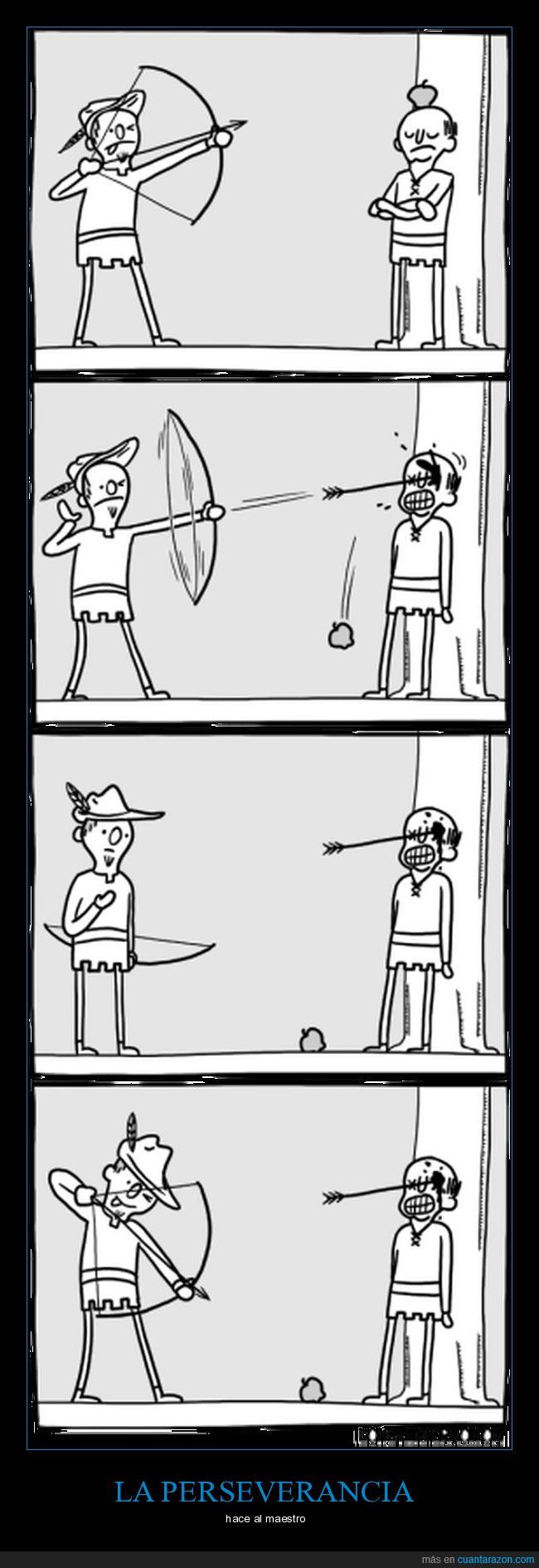 arco,flecha,guillermo tell,manzana