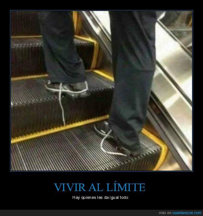 cordones,escaleras,mecánicas,zapatos