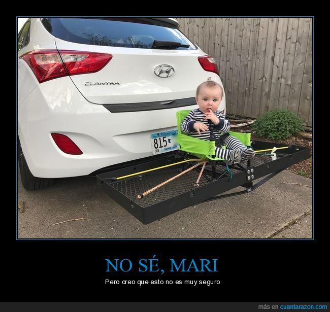 bebé,coche,parrilla
