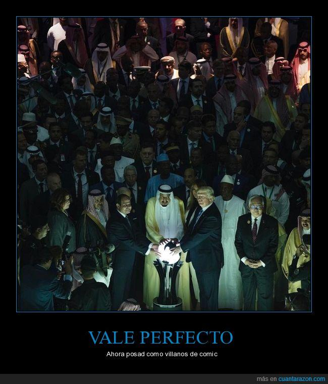 comic,foto,Trump,villano