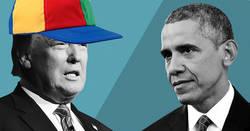 Enlace a El desconcertante mensaje que dejó Donald Trump en el Museo del Holocausto y el de Obama #diferencia