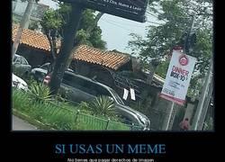 Enlace a Usar publicidad en memes es inteligente