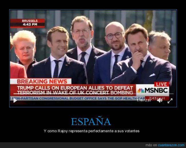 España,PP,Presidente,Rajoy,representante,televisión