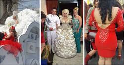 """Enlace a La imágenes inéditas de la boda gitana """"del siglo"""" que se ha viralizado en las redes sociales"""