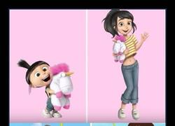 Enlace a Ilustrador reimagina cómo serían estos 9 dibujos animados en su edad adulta