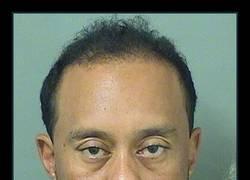 Enlace a En realidad es la foto de Tiger Woods detenido