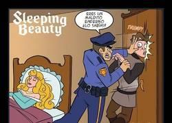 Enlace a El aspecto que tendrían las películas Disney si hubiera policía en ellas