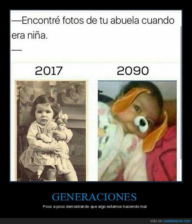 abuela,bebé,efecto,foto,generación,snapchat