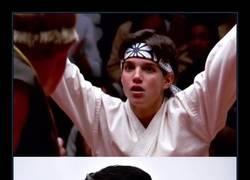 Enlace a ¿Te acuerdas de Daniel San de Karate Kid? Así es a día de hoy