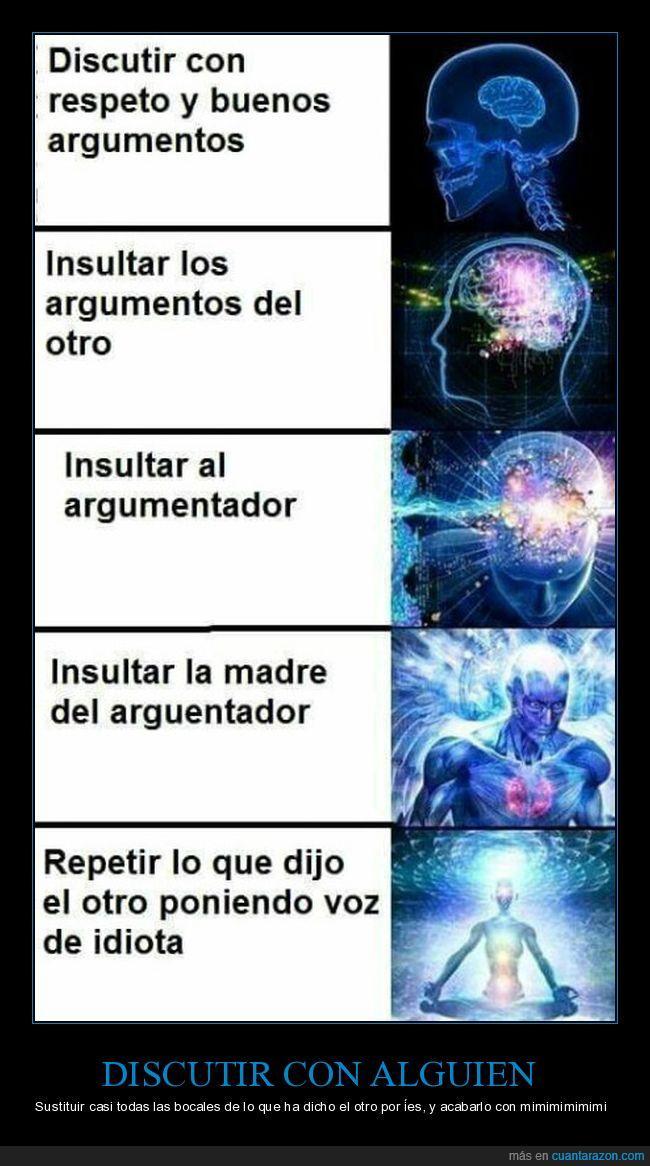 cerebro,ciclo,discusión,fases