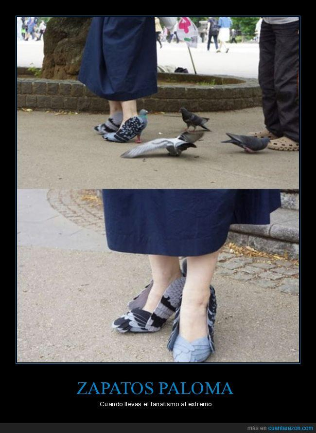 jubilados,palomas,plaza,señora,zapatos