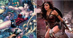 Enlace a Cómo cambian del cómic a la televisión tus héroes y villanos favoritos de Marvel y DC