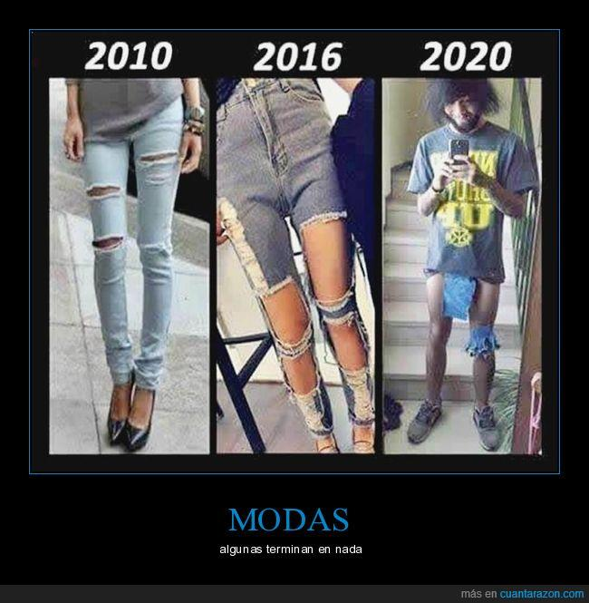 moda,pantalones,vaqueros rotos