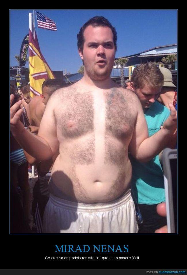 barriga,depilado,flecha,pelo