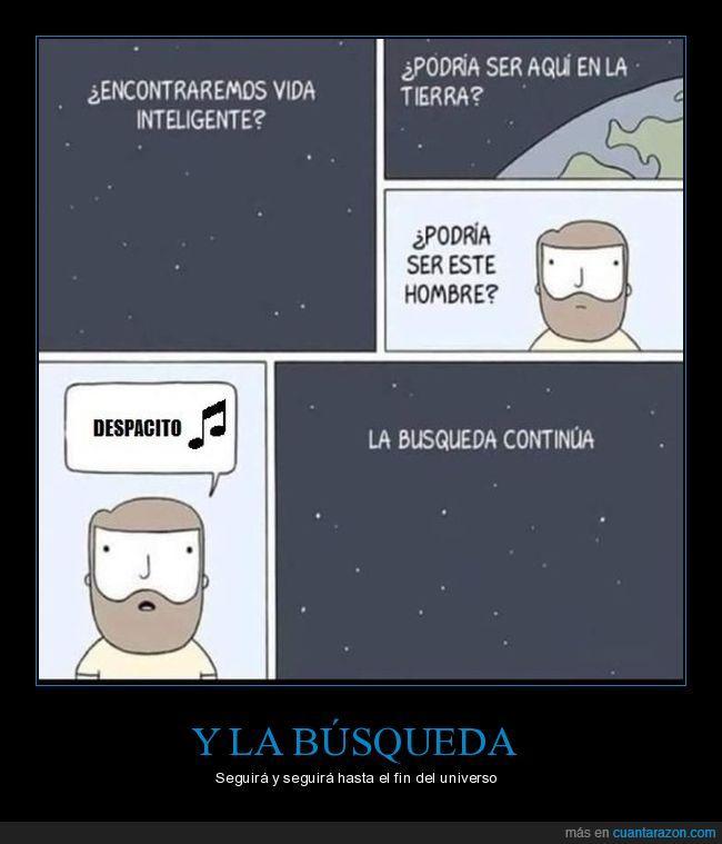 búsqueda,universo