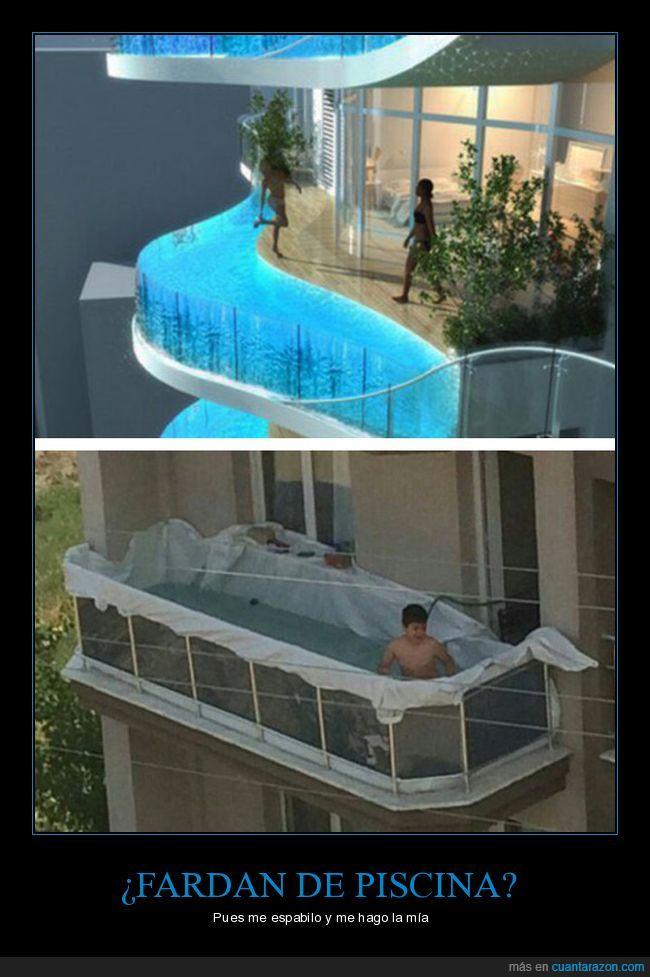 agua,balcón,ingeniería,niño,piscina