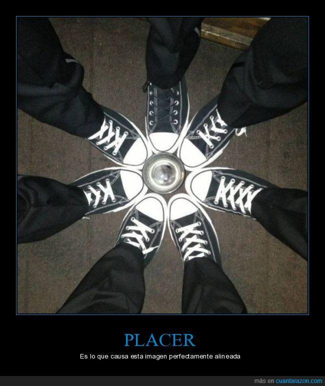alineada,placer,simétrica,zapatos