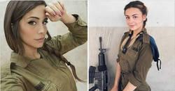 Enlace a Las soldados israelitas parecen una armada de supermodelos de Victoria's Secret