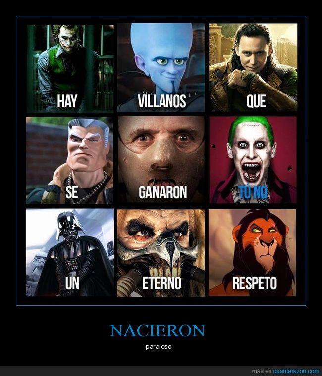 carácter,suicide squad,villanos