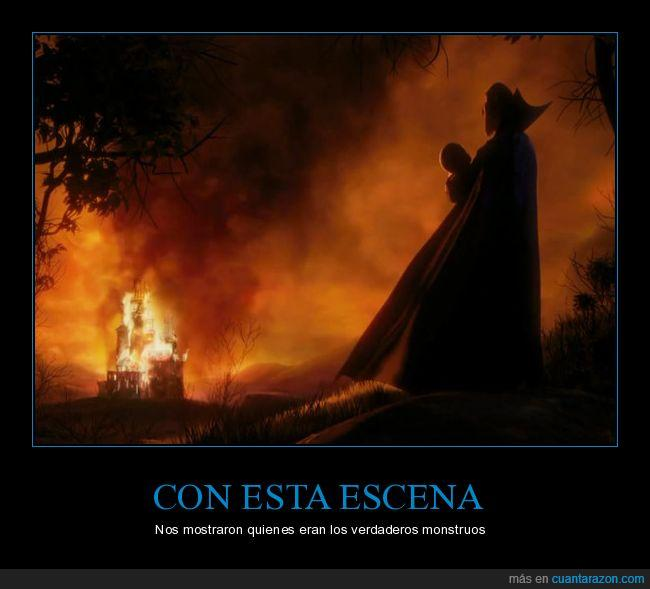fuego,hotel transylvania,humanos,miedo,monstruos,muerte,película,tragedia,vampiro,verdad