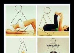 Enlace a Los hombres y el yoga