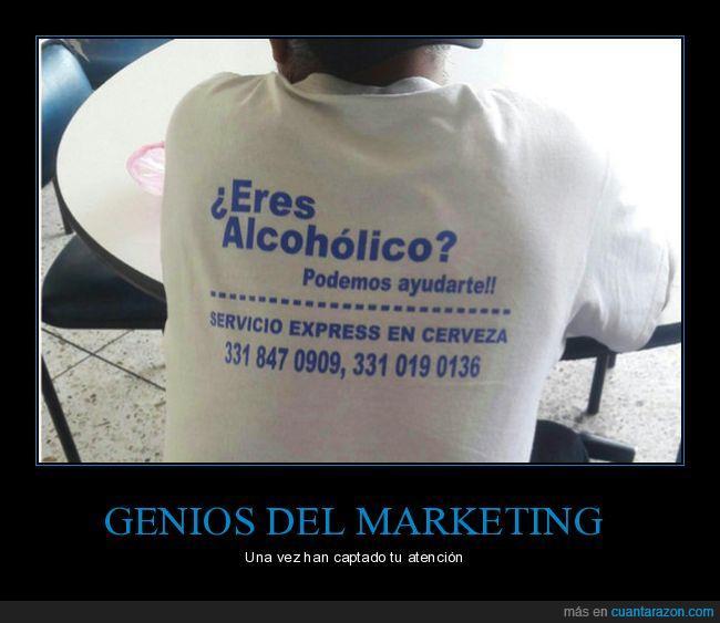 alcoholico,camiseta,cervezas
