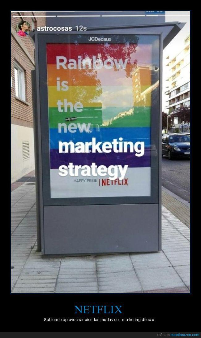netflix,orgullo,pride,rainbow