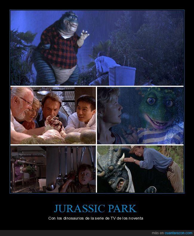 dinosaurios,jurassic park