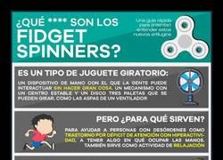 Enlace a FIDGET SPINNERS