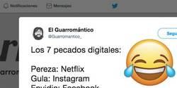 Enlace a Un tuitero lo peta con los 7 pecados digitales, y es que no puede tener más razón