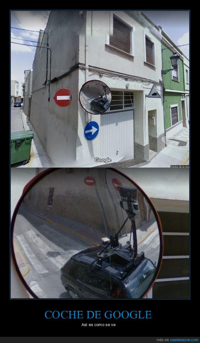 cazado,google,street view