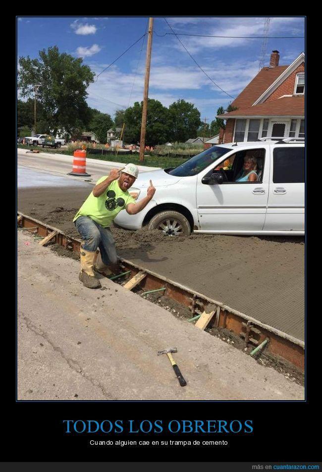 cemento,clavada,obrero,peineta