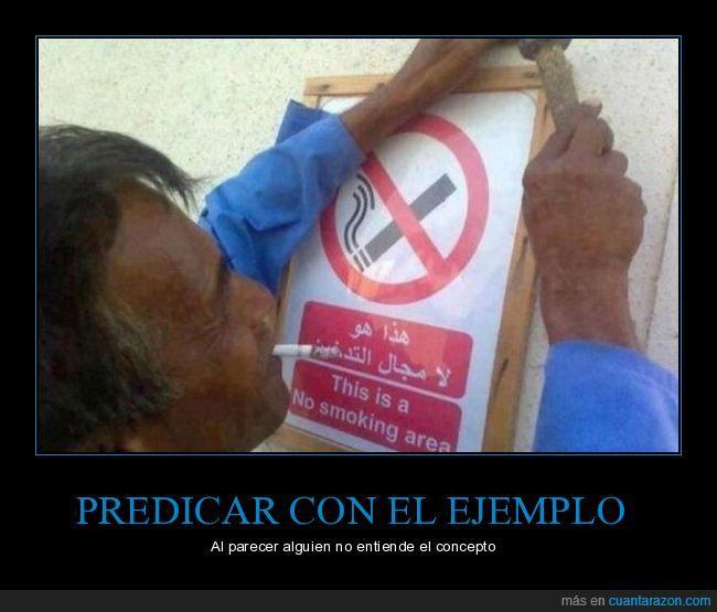 fumar,prohibición,rebelde,señal