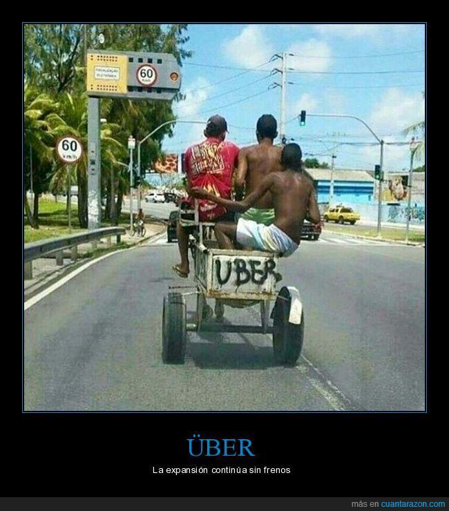 expansión,remolque,tercer mundo,uber