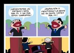 Enlace a EL CIRCO DE LA POLÍTICA, por Sephko