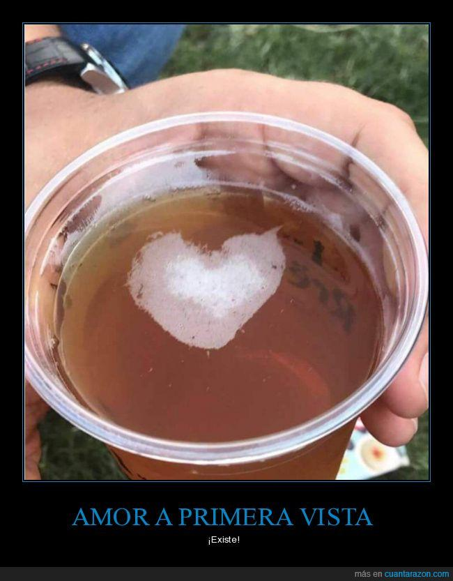 amor,Birra,cerveza,corazon