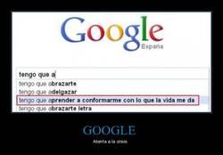 Enlace a Google siempre atento