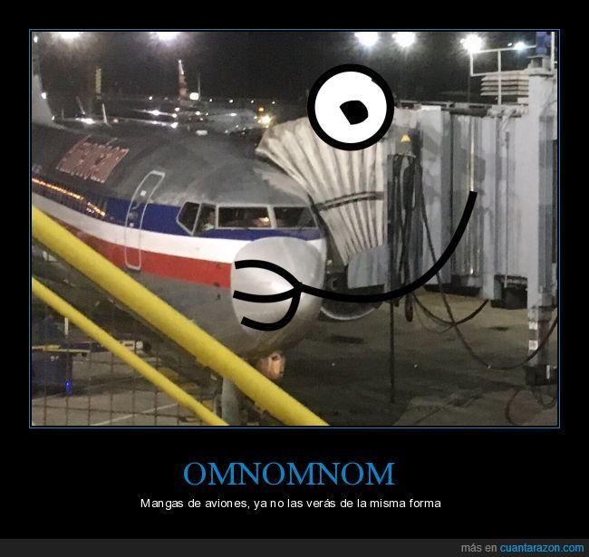Avion,lol,manga,omnomnom,viajar