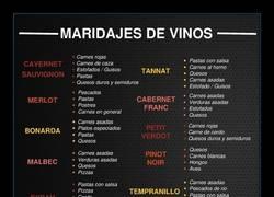 Enlace a Maridajes de vinos