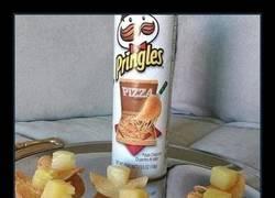 Enlace a ¿Pringles pizza hawaiana? NO GRACIAS