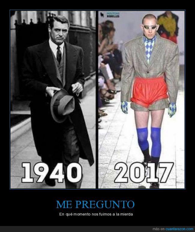 actual,ahora,antes,desfile,moda