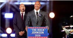 Enlace a Se filtra una documentación donde se confirma que The Rock ha presentado su candidatura a Presidente
